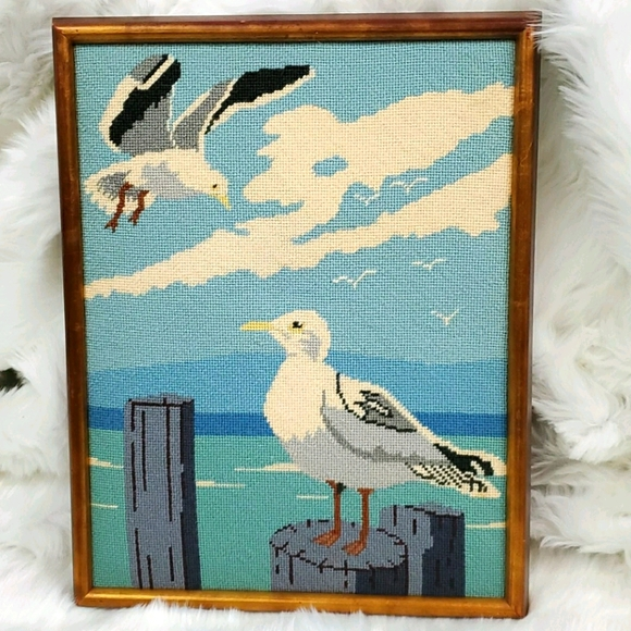 A Little Extra in the World of Needleart Vintage